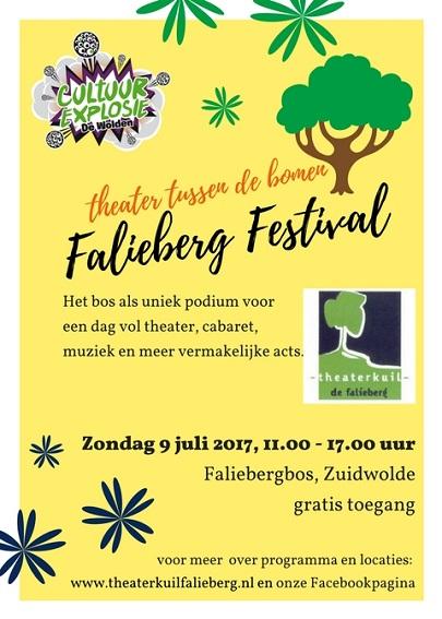 Falieberg Festival 9 juli 2017